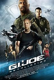 Bruce Willis, Dwayne Johnson, Lee Byung-hun, Elodie Yung, Channing Tatum, and Adrianne Palicki in G.I. Joe: Retaliation (2013)
