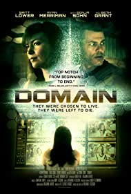 William Gregory Lee and Britt Lower in Domain (2016)