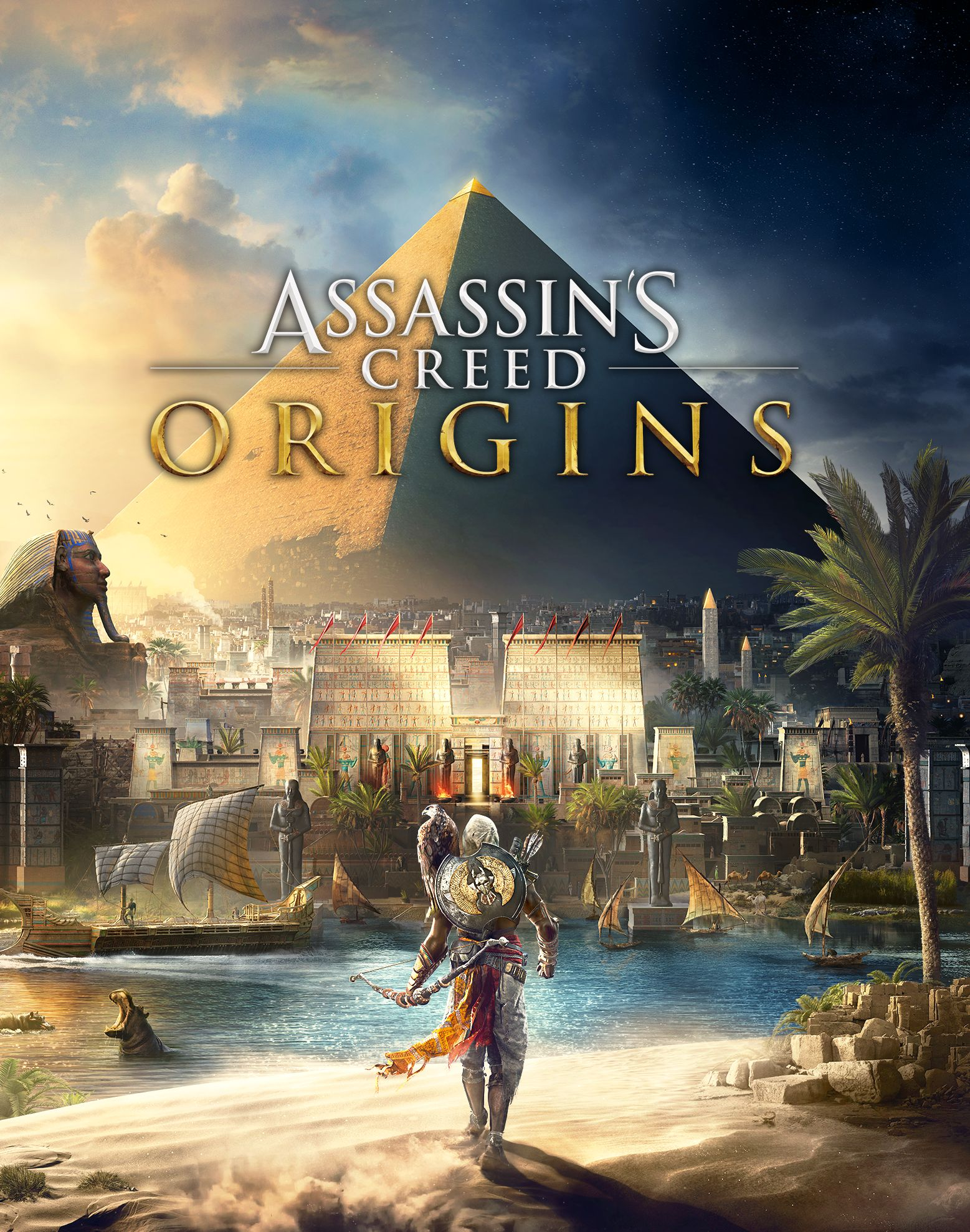 Assassin S Creed Origins Video Game 2017 Imdb
