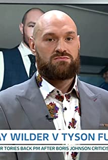 Tyson Fury Picture