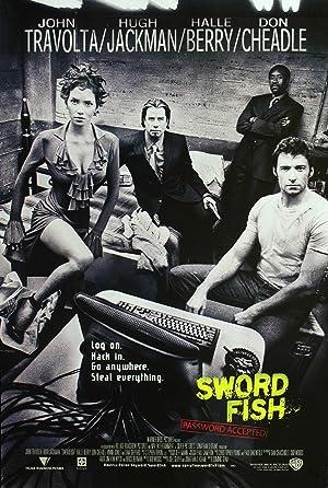 مشاهدة فيلم Swordfish 2001 مترجم أونلاين مترجم