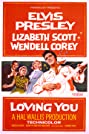 Loving You (1957) Poster
