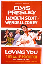 Loving You (1957) Poster - Movie Forum, Cast, Reviews