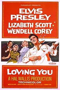 HDdvd movie downloads Loving You Robert D. Webb [480x640]