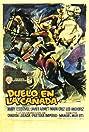 Duelo en la cañada (1959) Poster