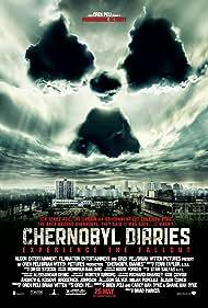 Jonathan Sadowski and Devin Kelley in Chernobyl Diaries (2012)