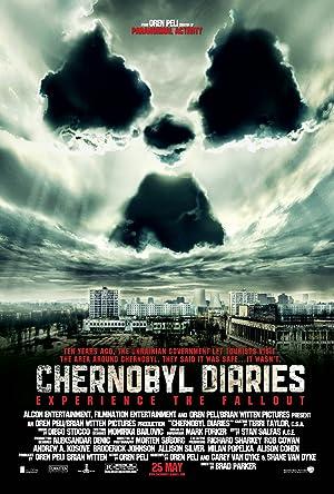 Chernobyl Diaries film Poster