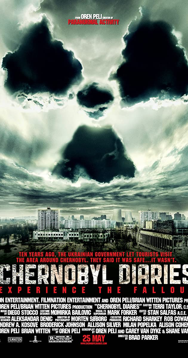 Subtitle of Chernobyl Diaries