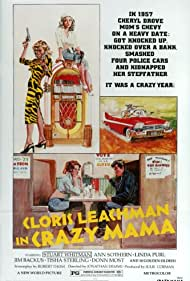 Cloris Leachman, Linda Purl, and Stuart Whitman in Crazy Mama (1975)