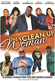 JD Lawrence's the Clean Up Woman Poster