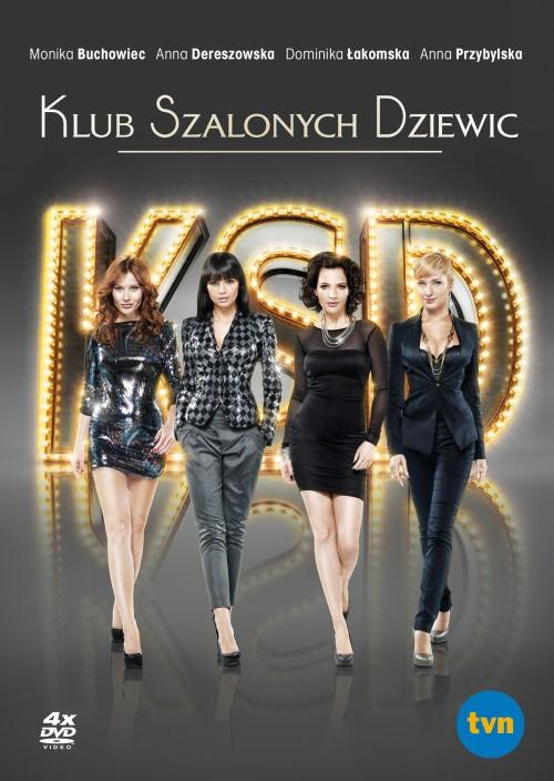 Anna Przybylska, Anna Dereszowska, Monika Buchowiec, and Dominika Lakomska in Klub Szalonych Dziewic (2010)