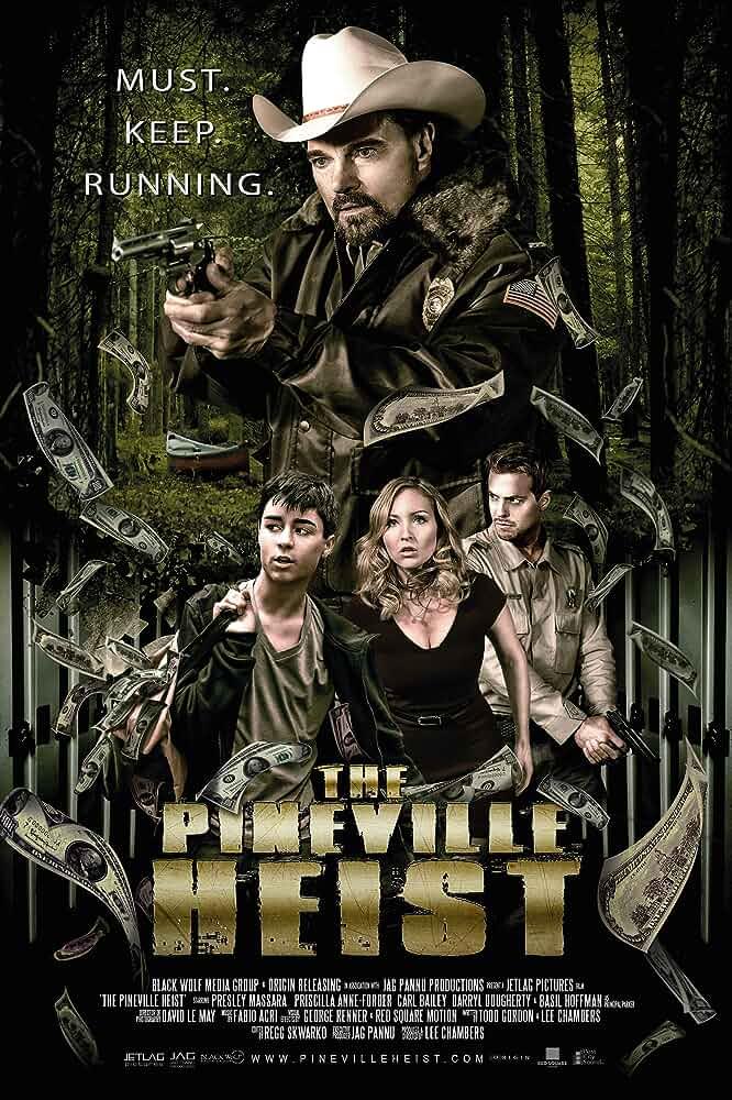 The Pineville Heist (2016) Hindi Dubbed