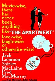 The Apartment (1960) Poster - Movie Forum, Cast, Reviews