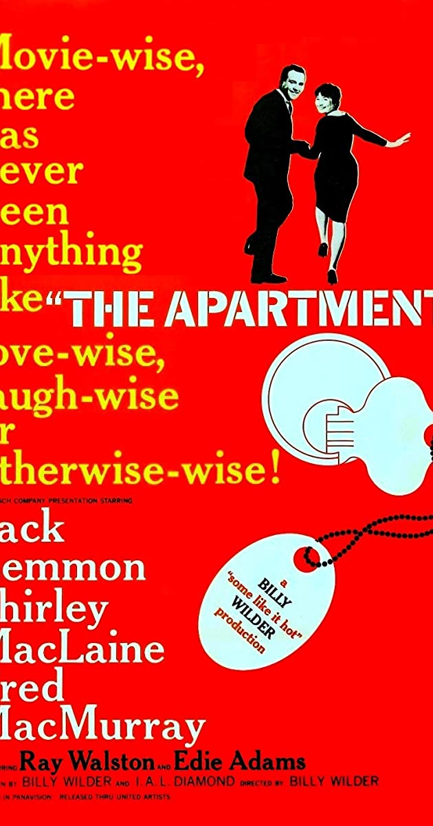 The Apartment (1960) - Trivia - IMDb
