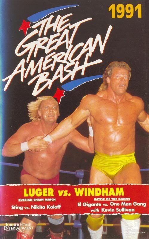 WCW the Great American Bash (1991)