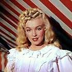 Marilyn Monroe in A Ticket to Tomahawk (1950)