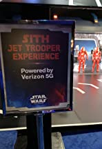Inside 5G: Sith Jet Trooper Experience