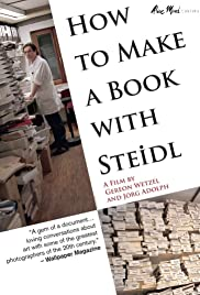 How to Make a Book with Steidl Poster