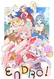 Endro~! Poster