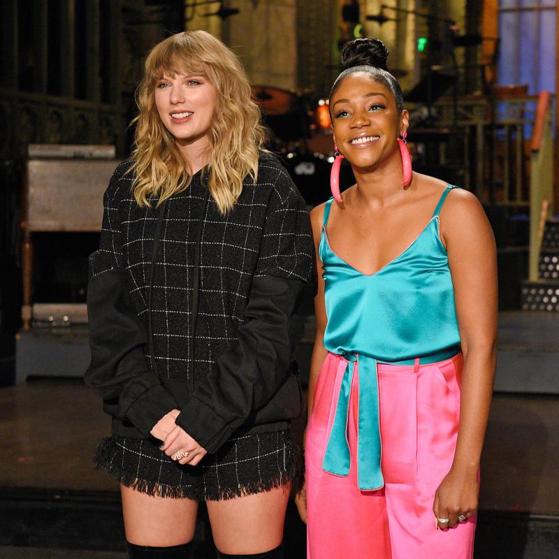 Saturday Night Live Tiffany Haddish Taylor Swift Tv Episode 2017 Imdb