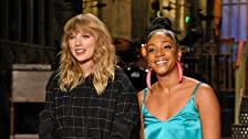 Tiffany Haddish/Taylor Swift