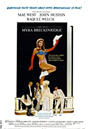 Myra Breckinridge (1970) Poster - Movie Forum, Cast, Reviews