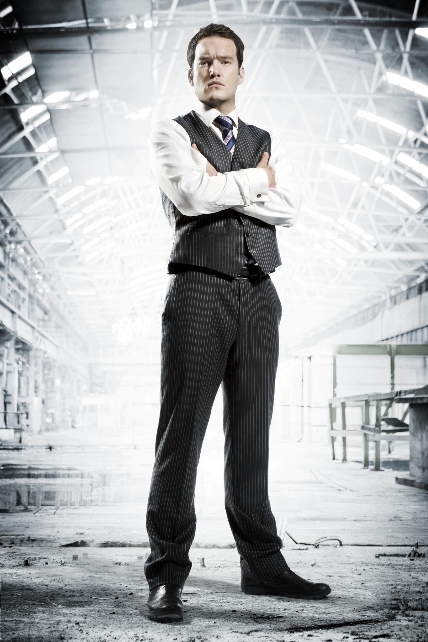 Gareth David-Lloyd in Torchwood (2006)