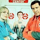 Barbara Bain, Martin Landau, and Catherine Schell in Space: 1999 (1975)