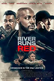 John Cusack, Taye Diggs, George Lopez, Luke Hemsworth, Gianni Capaldi, and Jennifer Tao in River Runs Red (2018)