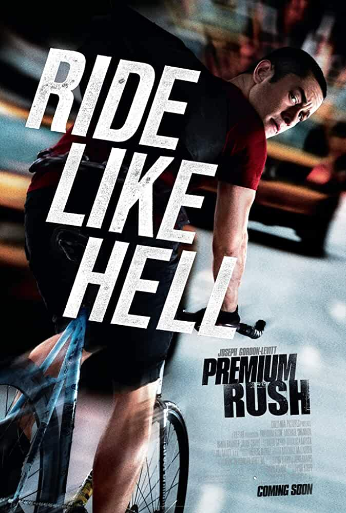 Premium Rush (2011) Dual Audio [Hindi – English] BluRay x264 AAC ESUB