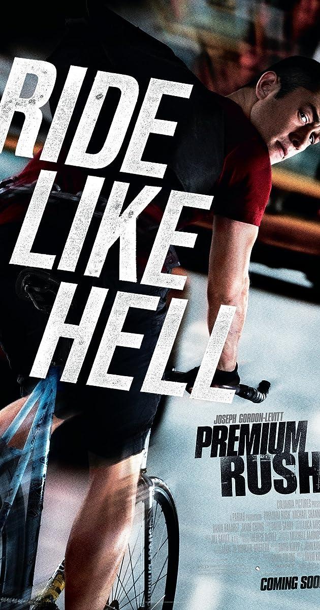 Subtitle of Premium Rush