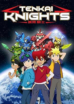 Where to stream Tenkai Knights