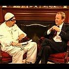 Sacha Baron Cohen and Pat Buchanan in Da Ali G Show (2000)