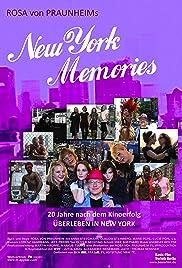 New York Memories Poster
