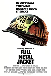 Full Metal Jacket (1987) Poster - Movie Forum, Cast, Reviews