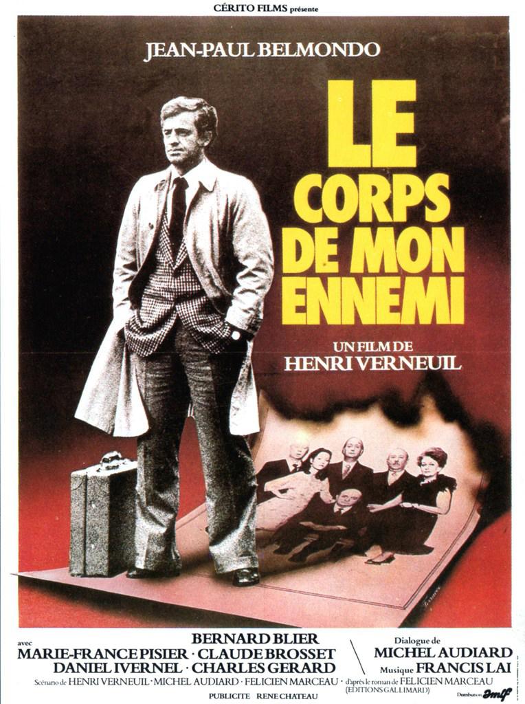 MANO PRIEŠO KŪNAS (1976) / LE CORPS DE MON ENNEMI