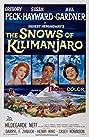 The Snows of Kilimanjaro (1952) Poster