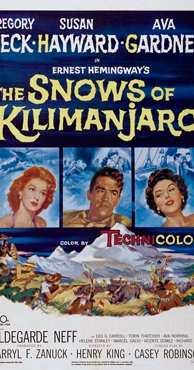 ️ The Snows Of Kilimanjaro Sparknotes. The Snows Of