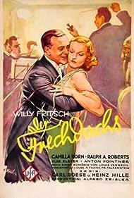 Willy Fritsch and Camilla Horn in Der Frechdachs (1932)