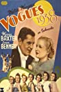 Vogues of 1938 (1937) Poster