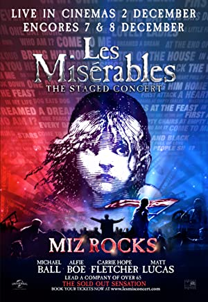 Les Misérables: The Staged Concert (2019)
