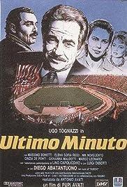 The Last Minute(1987) Poster - Movie Forum, Cast, Reviews