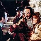 Ben Kingsley, Eleanor David, and Bob Peck in Slipstream (1989)