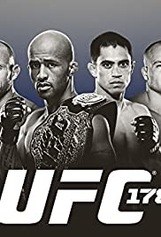 UFC 178: Johnson vs. Cariaso Poster