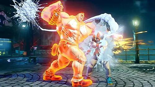 Street Fighter V: Abigail