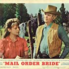 Buddy Ebsen and Lois Nettleton in Mail Order Bride (1964)
