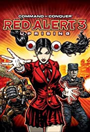 Command & Conquer: Red Alert 3 - Uprising Poster
