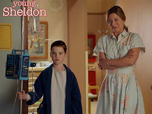 Joven Sheldon 2×12 – Un dolor de estómago y una ballena de metáfora