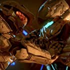 Steve Downes and Ike Amadi in Halo 5: Guardians (2015)