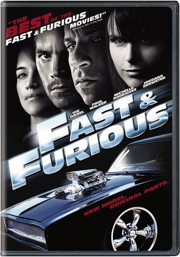 Poster film Fast & Furious